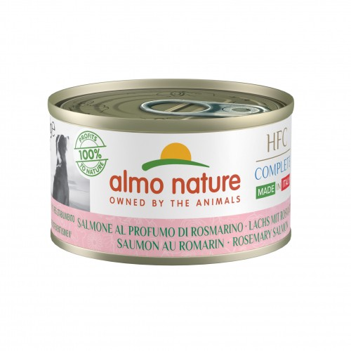 Alimentation pour chien - Almo Nature HFC Complete Made in Italy - 24 x 95 g pour chiens