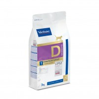 Prescription - VIRBAC VETERINARY HPM Diététique Dermatology support