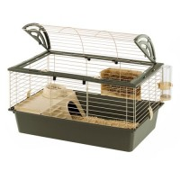 Cage pour rongeur - Cage Casita  Ferplast