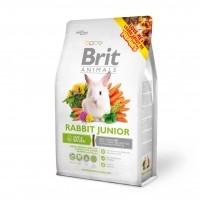 Aliment complet pour lapin - Rabbit Junior  Brit Animals