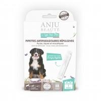 Pipettes répulsives pour chien - Pipettes antiparasitaires répulsives chien Anju Beauté Paris