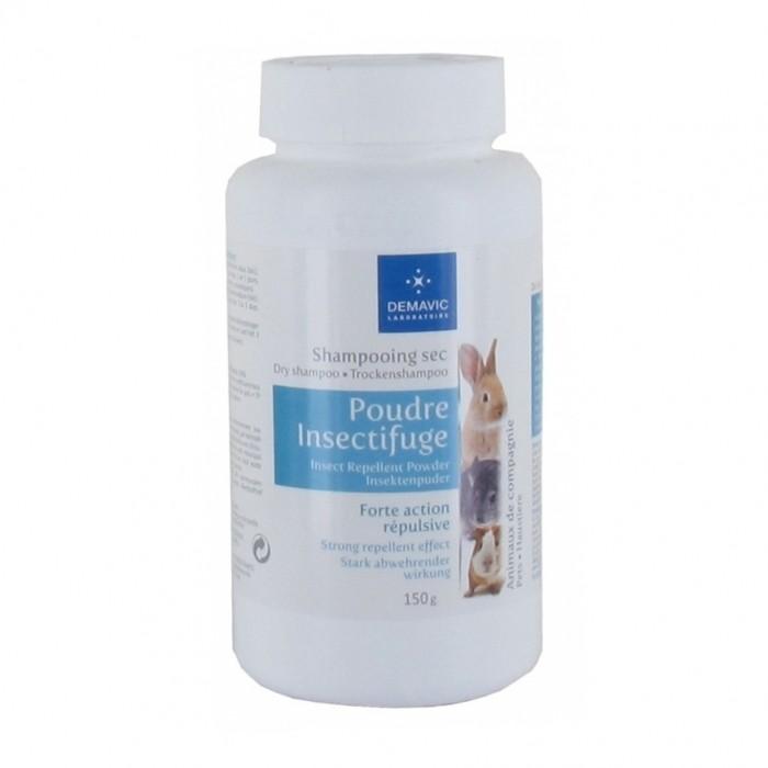 Anti puce furet, anti tique furet - Shampooing sec antiparasitaire pour furets