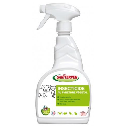 Tiques, puces & vers - Insecticide en spray pour rongeurs