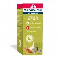 Complément pour poule - Complément Parasites Externes Biocanina Ma basse-cour