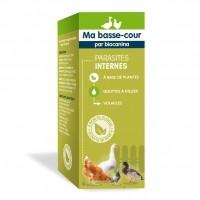 Complément pour poule - Complément Parasites Internes Biocanina Ma basse-cour