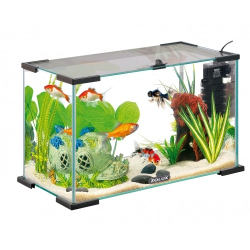 Nanolife first 20 aquarium zolux wanimo for Prix poisson aquarium
