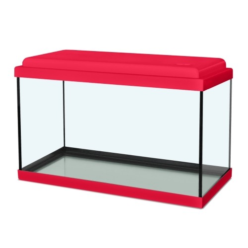Aquarium - Aquarium Kidz Nanolife Rouge pour poissons