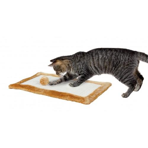 Arbre à chat et griffoir - Tapis à gratter pour chats