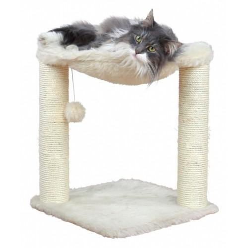 arbre chat hamac baza arbre chat trixie wanimo. Black Bedroom Furniture Sets. Home Design Ideas
