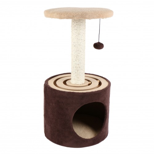 Arbre à chat et griffoir - Arbre à chat Play Deluxe pour chats