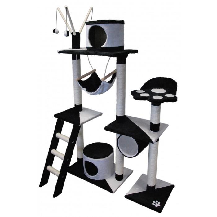 arbre a chat gaya. Black Bedroom Furniture Sets. Home Design Ideas