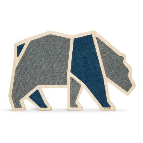 Arbre à chat et griffoir - Griffoir mural Blue Bear pour chats