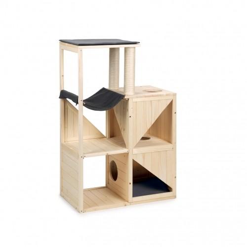 Arbre à chat et griffoir - Arbre à chat Vajra pour chats