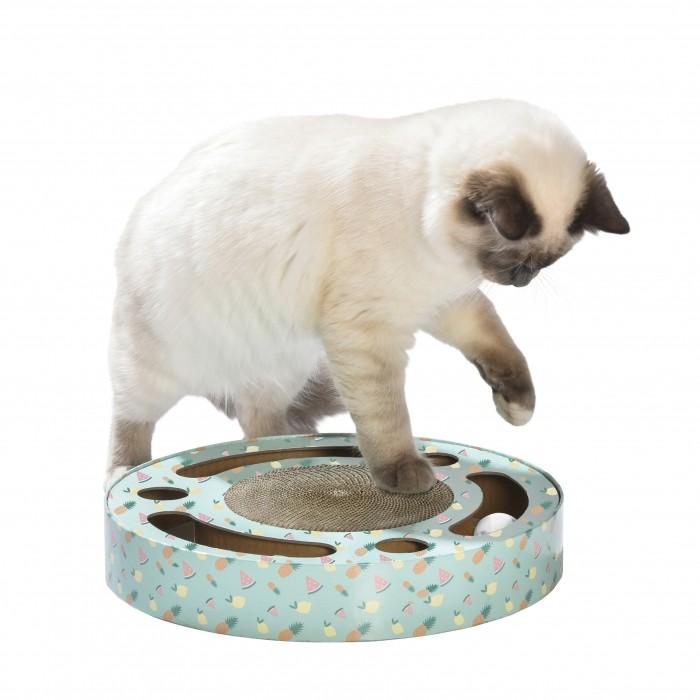 Arbre à chat et griffoir - Griffoir Juicy pour chats