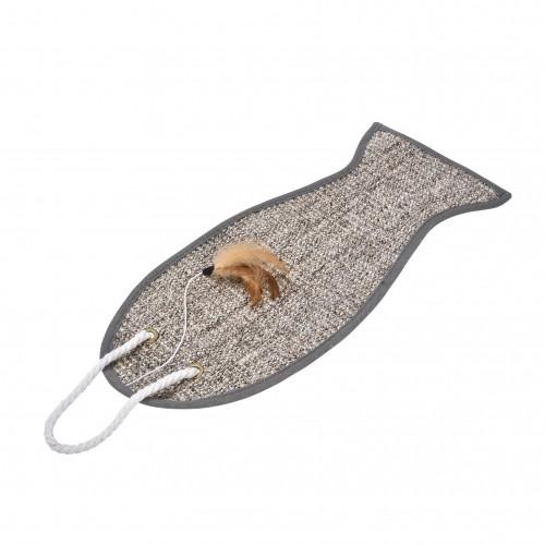 Arbre à chat et griffoir - Griffoir Fish à suspendre  pour chats