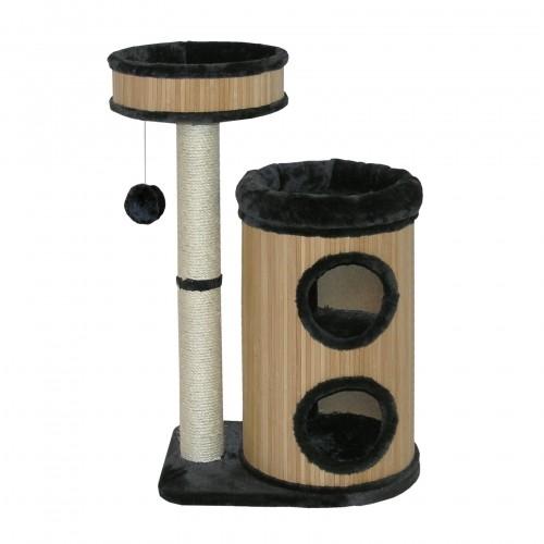 Arbre à chat et griffoir - Arbre à chat Bamboo III pour chats