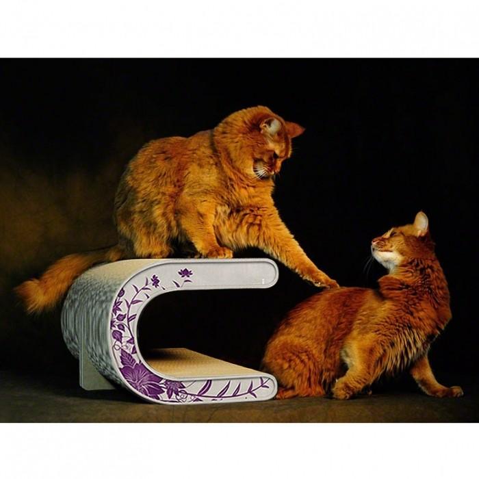 griffoir le tonneau griffoir pour chat cat on wanimo. Black Bedroom Furniture Sets. Home Design Ideas