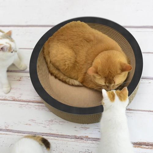 Arbre à chat et griffoir - Griffoir La Coupe pour chats