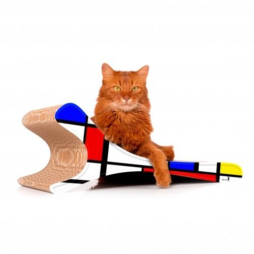 Arbre à chat et griffoir - Griffoir Féline pour chats