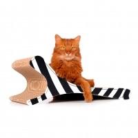 Arbre à chat et griffoir - Griffoir Féline