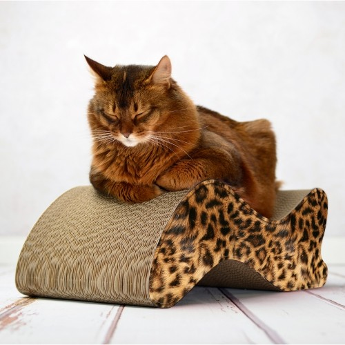 Arbre à chat et griffoir - Griffoir Kabou pour chats