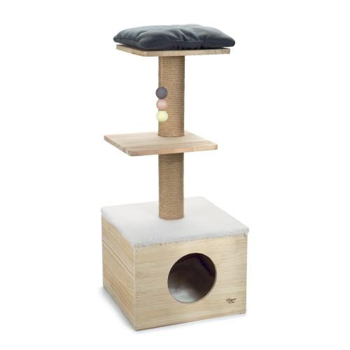 Arbre à chat et griffoir - Arbre à chat Kamina pour chats