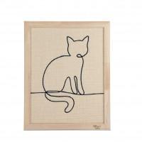 Griffoir pour chat - Tableau à griffer Sammy Designed by Lotte