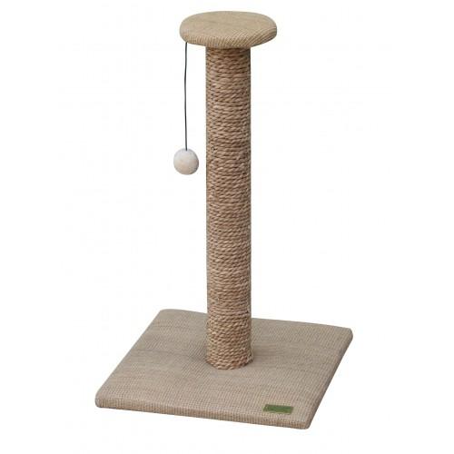 Arbre à chat et griffoir - Poteau à griffer Naturel Harmony pour chats