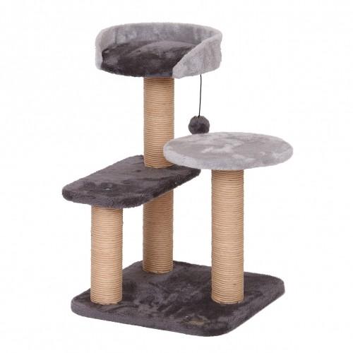 Arbre à chat et griffoir - Arbre à chat Trend Chestnut pour chats