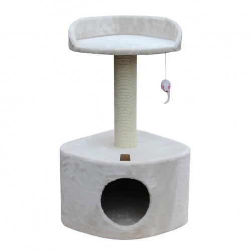 Arbre à chat et griffoir - Arbre à chat Classic Corner Home pour chats