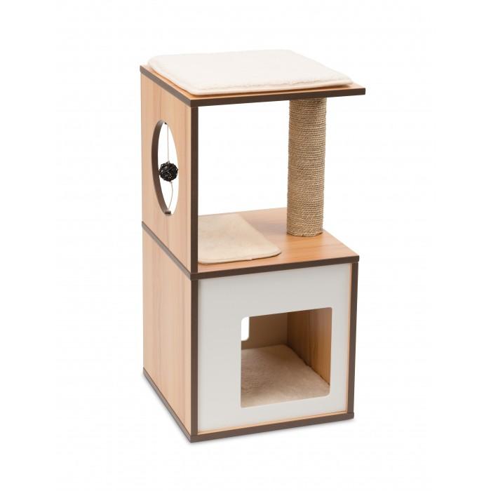 Arbre à chat et griffoir - Arbre à chat V-Box Small pour chats