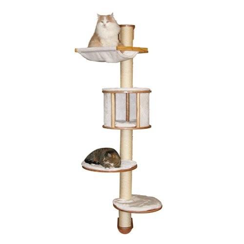 Arbre à chat et griffoir - Arbre à chat mural Dolomit pour chats