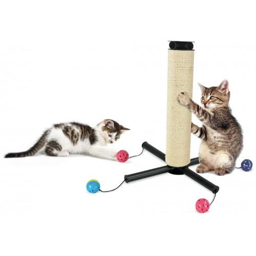Poteau à griffer - Griffoir Play Zone Kitty City