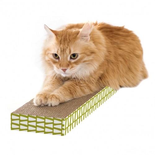 Arbre à chat et griffoir - Griffoir Verdure pour chats