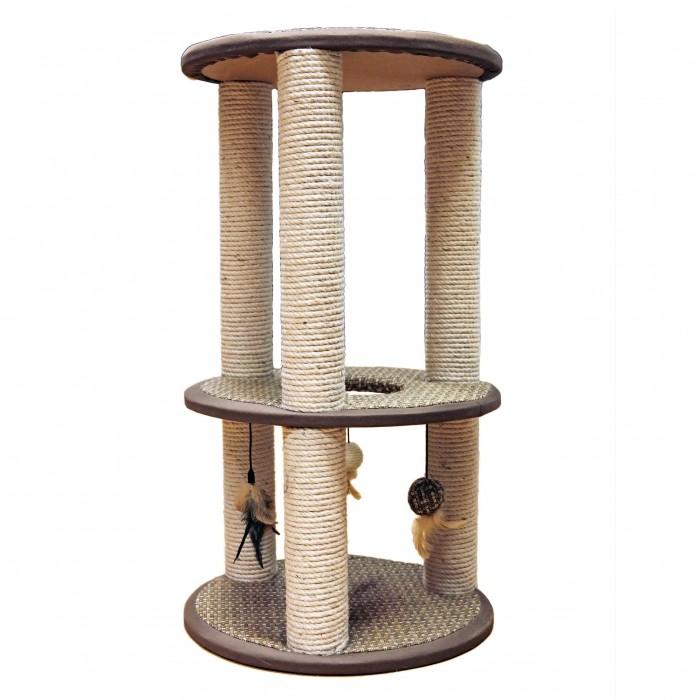 Arbre à chat et griffoir - Poteau à griffer Cinnamon Scratcher pour chats
