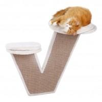 Griffoir pour chat - Griffoir avec plateformes Trixie