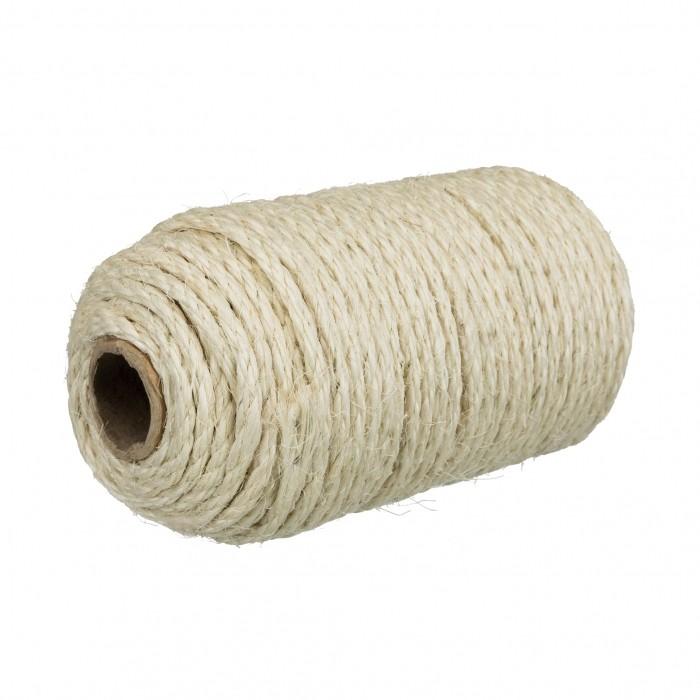 Arbre à chat et griffoir - Rouleau de corde en sisal pour chats
