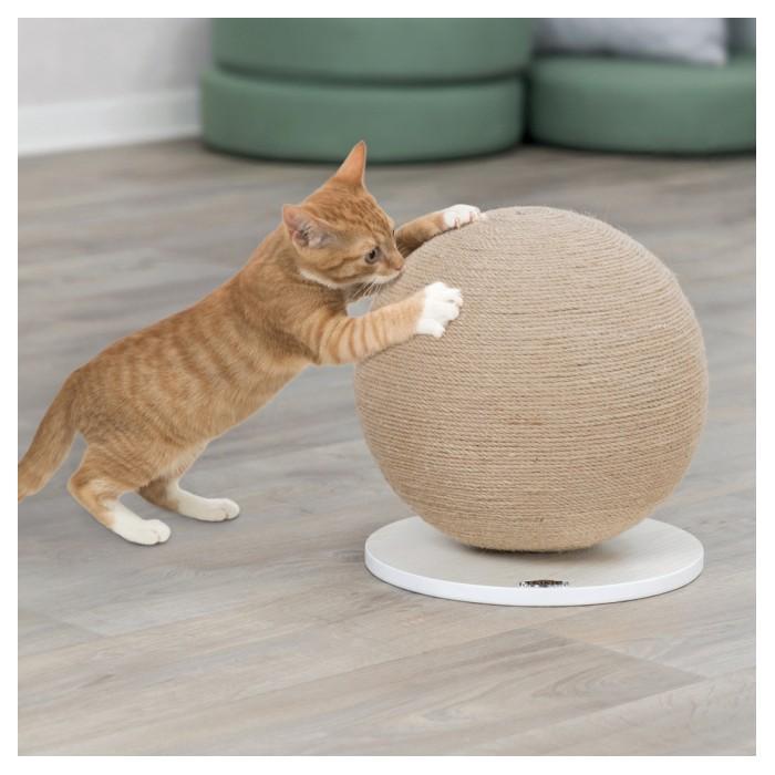 Arbre à chat et griffoir - Griffoir Balle pour chats