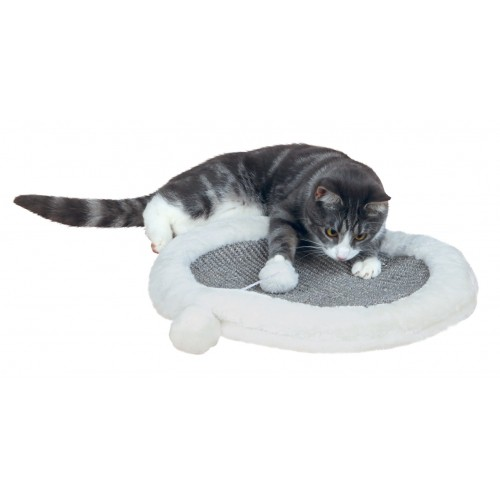 Arbre à chat et griffoir - Mini tapis griffoir pour chats