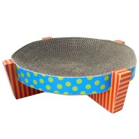 Griffoir pour chat - Griffoir en carton Easy Life Scratch Petstages