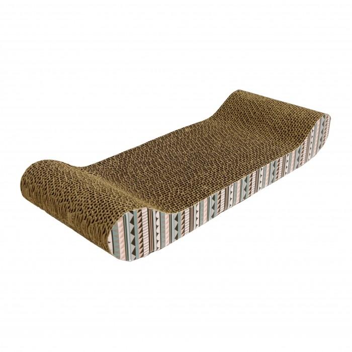 griffoir canap graphic griffoir pour chat wanimo. Black Bedroom Furniture Sets. Home Design Ideas