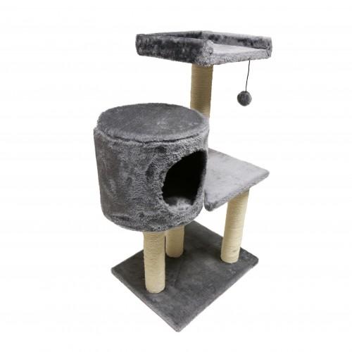 Arbre à chat et griffoir - Arbre à chat Badin Duo pour chats