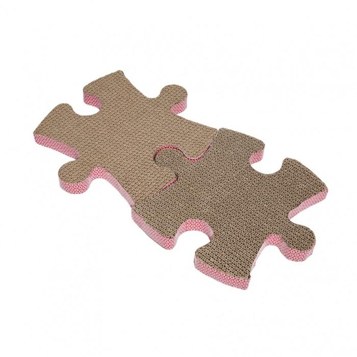Arbre à chat et griffoir - Griffoir Puzzle  pour chats