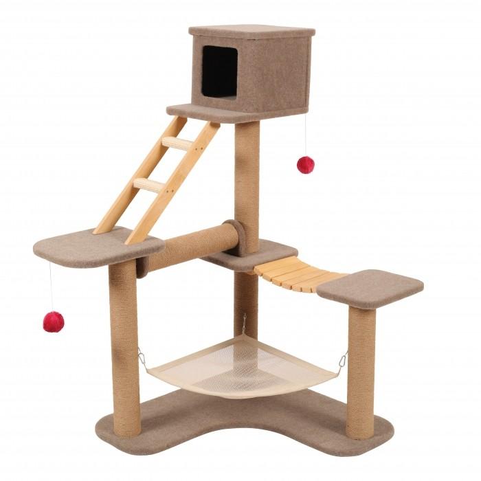 Arbre à chat et griffoir - Arbre à chat Cat Park 3 pour chats