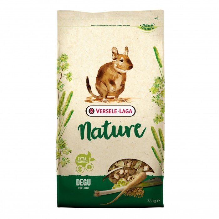 Aliment pour rongeur - Nature Degu pour rongeurs