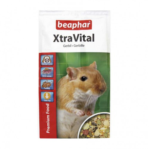 Aliment pour rongeur - XtraVital Gerbille pour rongeurs