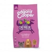 Croquettes pour chien - Edgard & Cooper Adulte - Chevreuil frais et canard plein air - Sans céréales