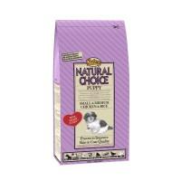 Croquettes pour chiens - NUTRO Natural Choice Chiot - pour petits et moyens chiots - Poulet et Riz