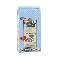 Croquettes pour chiens - NUTRO Natural Choice Chiot - pour grands chiots - Poulet