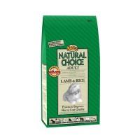 Croquettes pour chiens - NUTRO Natural Choice Adulte - Agneau et Riz